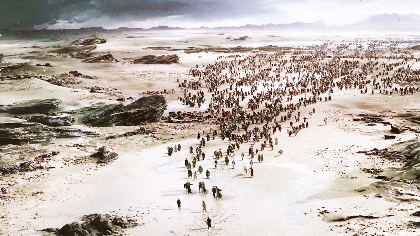 Exodus: Israelites to Canaan | Bible History Recap | Jung Myung Seok