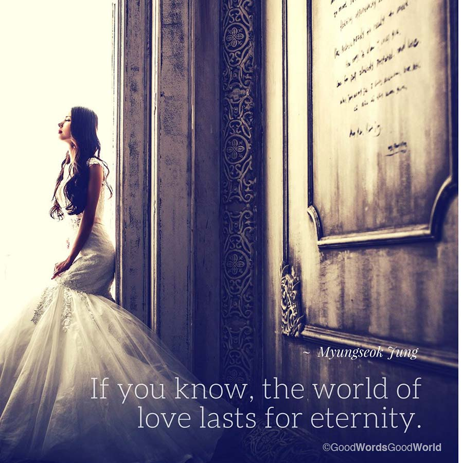 Love Lasts For Eternity