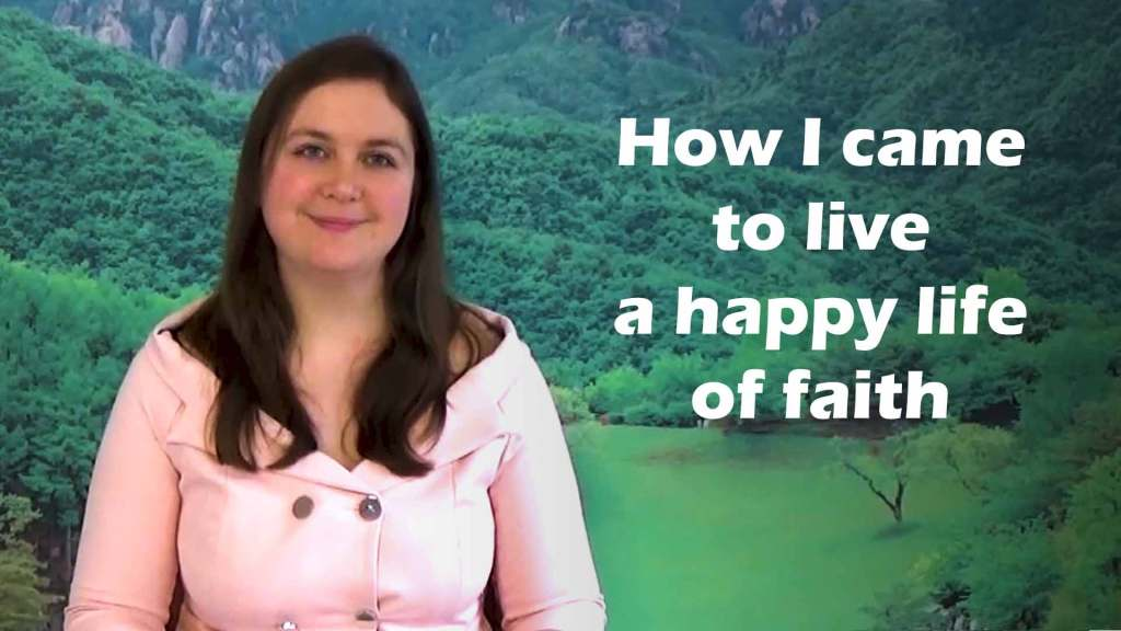 Pastor Jung Myung Seok Taught Me the Bible – How to Live a Happy Life