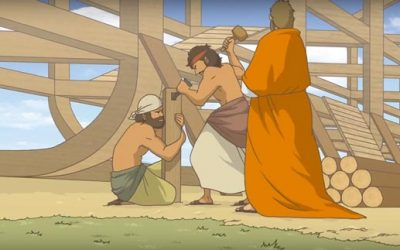 Noah's Story: God's Love and the Ark of Christ | Bible Animation for Children
